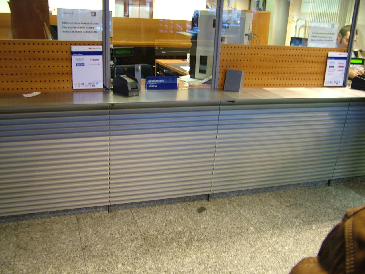 Station Lausanne